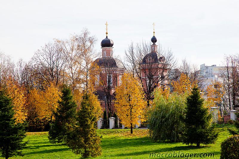 Храм Рождества Христова в Бутово