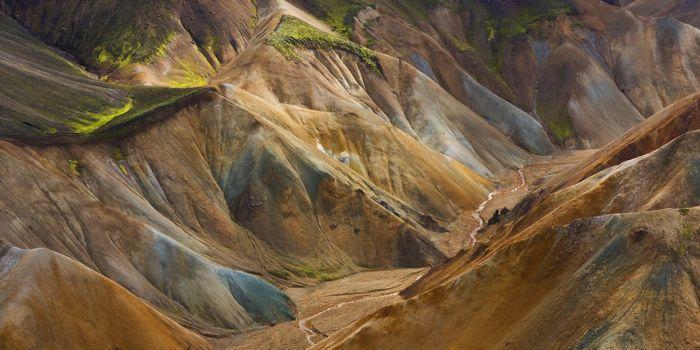 Разноцветные горы (Имре Херпай)