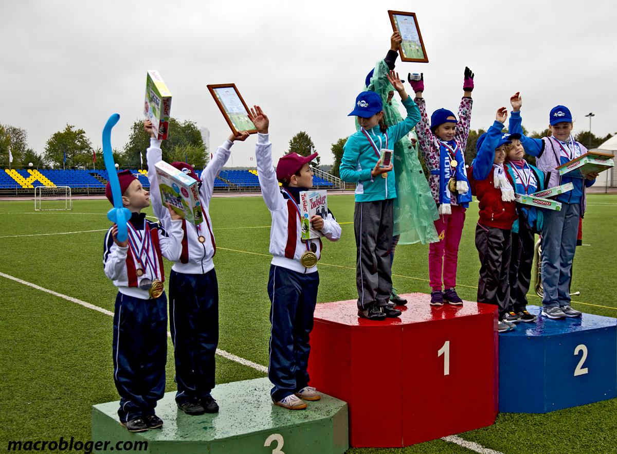 Победители детского конкурса